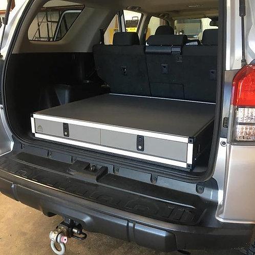 GOOSE GEAR SXS411028-50 Black Drawer Module Symmetrical