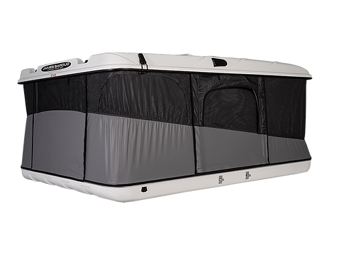 JAMES BAROUD 465250W Grand Raid XXL White Hard Shell Tent
