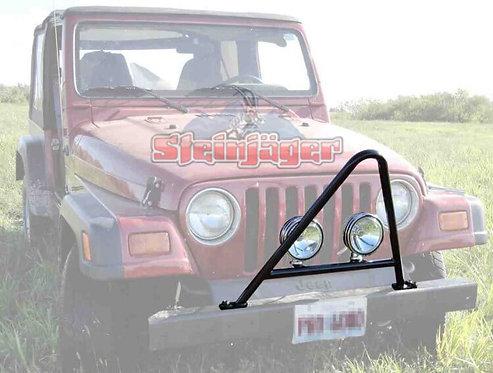 STE-J0029544. Black Bumper Attachment for Jeep Wrangler TJ 97-06
