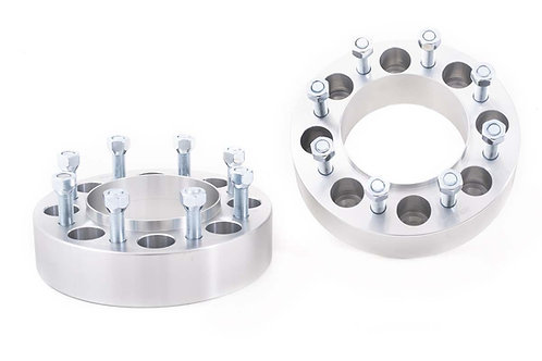 ROUGH COUNTRY 1094 2in Wheel Pair Spacer for Ford F-250/350 03-20