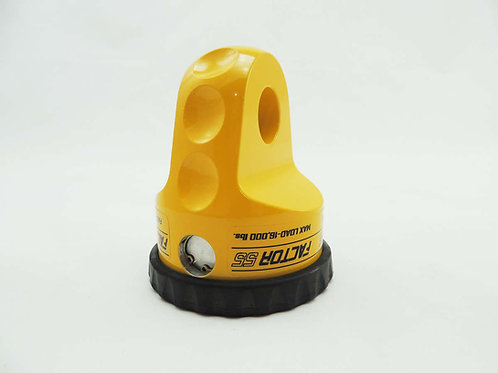 FACTOR 55 Yellow Prolink Shackle Mount. 00015-03