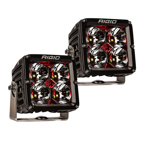 RIGID INDUSTRIES 32203 Radiance Pod XL Red Backlight