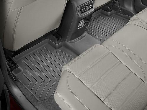 WEATHERTECH 4411102 Black 2nd Row Liner for 17-19 Honda CR-V