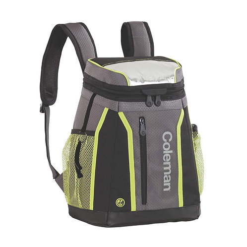 COLEMAN 2000025146 Backpack Soft Cooler 18 Can