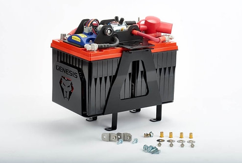 GENESIS OFFROAD 181-T4RDBK Toyota 4 Runner Dual Battery Kit