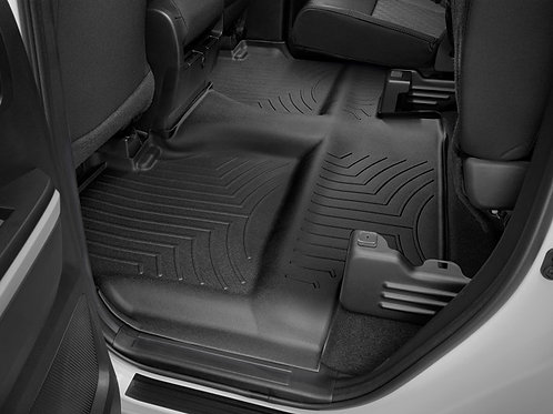 WEATHERTECH 440939 Black 2nd Row Liner for 14-19 Toyota Tundra