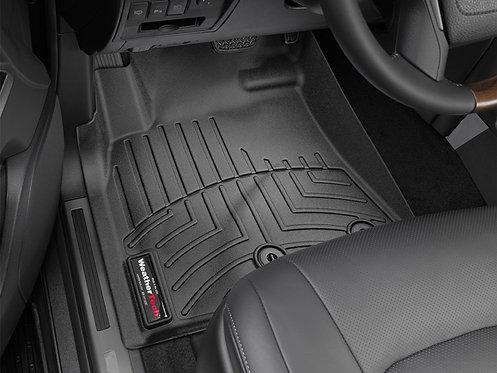 WEATHERTECH 444231 Black 1st Row Liner for 12-19  LandCruiser & 12-19 Lexus LX