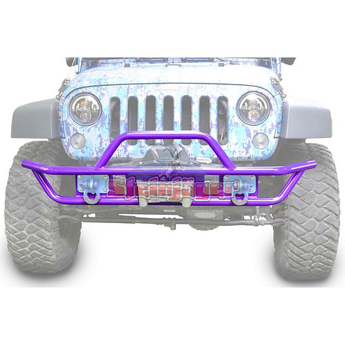 STE-J0048131. Sinbad Purple Tubular Bumper for Jeep Wrangler JK