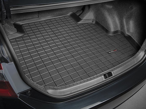 WEA-40668. Black Cargo Liner for 14-19 Toyota Corolla
