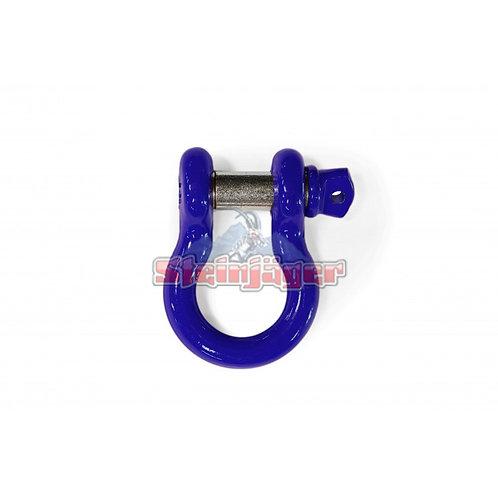 STEINJAGER Southwest Blue D-ring Shackle. J0045446