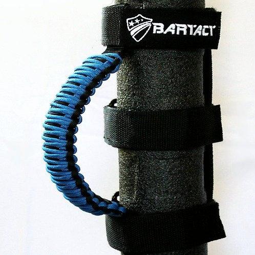 BARTACT Royal Blue Pair Universal Roll Bar Grab Handles TAOGHUPBU