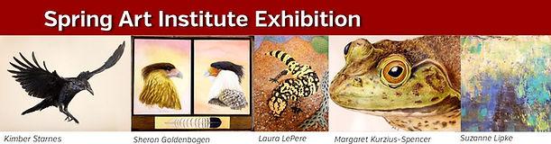 Art Institute Exhibit Images