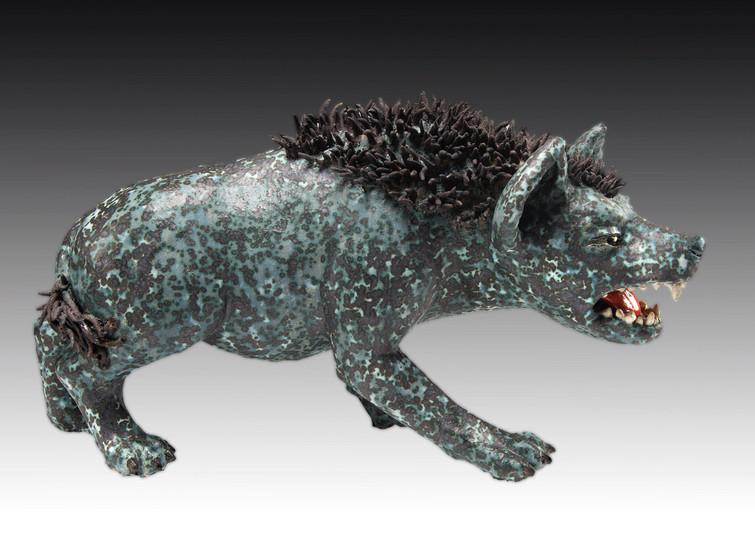 Blue Hyena