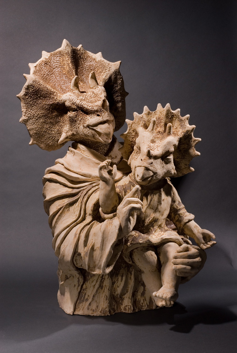 Holy Family Late Triassic