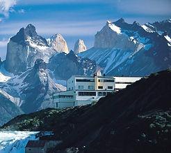 Luxury Hotel in mountians