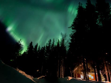 View The Northern Lights; Sweden's Hidden Gem