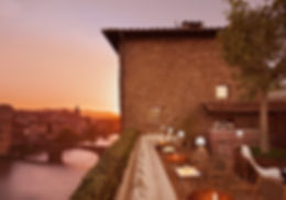 luxury hotel in Florence