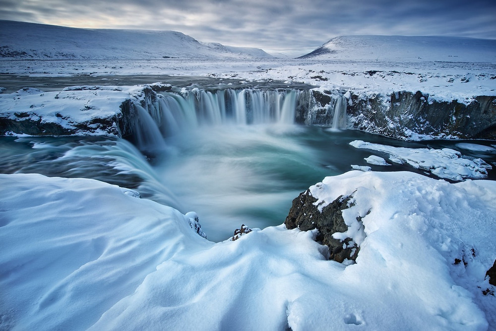 Glacier in Iceland during a luxury Iceland tour