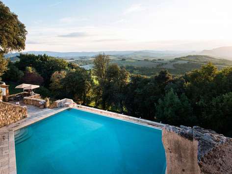 Luxury Tuscany Countryside Retreat