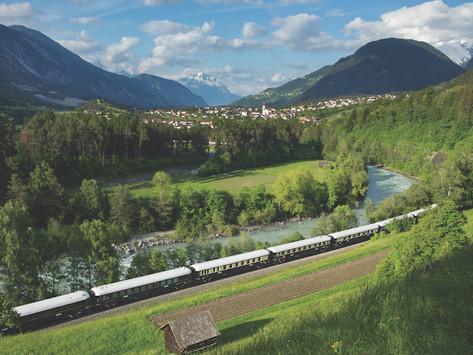 Explore Europe Aboard The Venice Simplon-Orient-Express