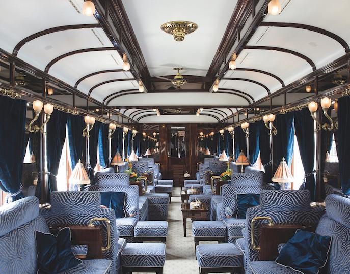 Orient express bar