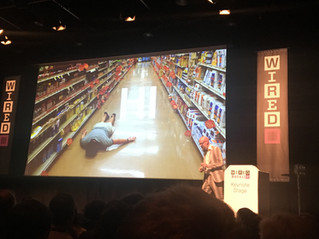 Boldmind presenting at Wired Retail