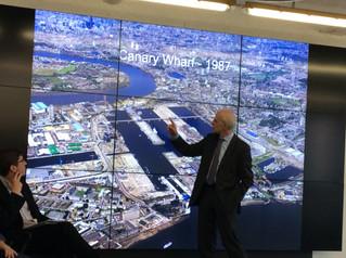 History of Canary Wharf