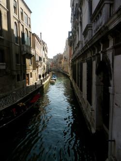 Back alleys of Venice