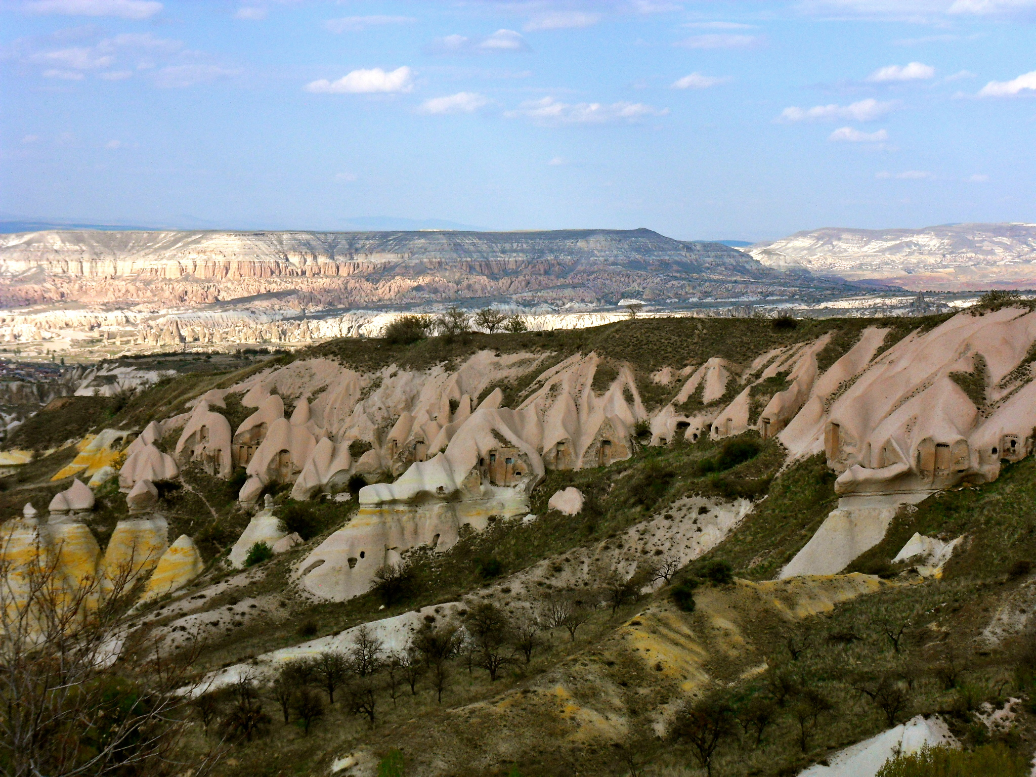 Canyons of Cappadocia