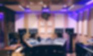 Musique Studio d'enregistrement