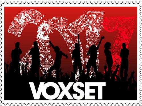 Timbres poste Voxset à 0.85 ct