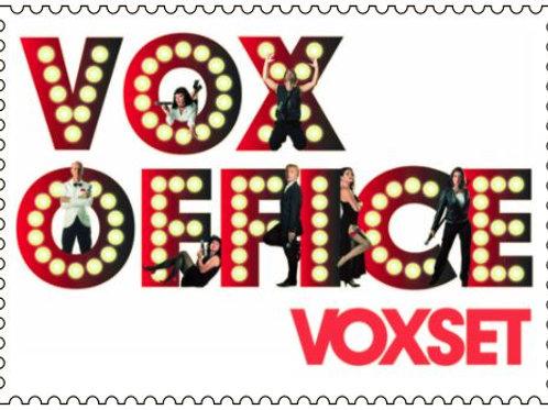 "Timbres poste ""Vox Office"" à 1.-"