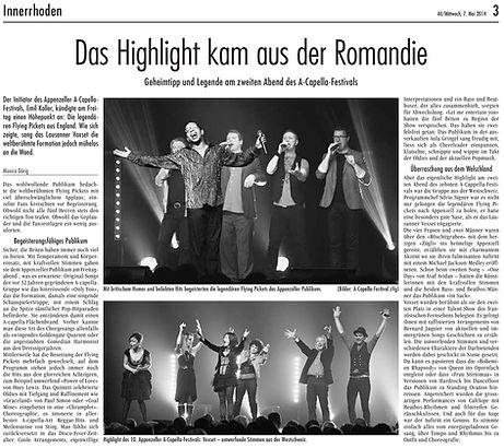 07.05.2014 - Appenzeller Volksfreund.jpg
