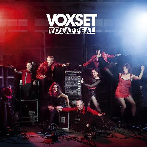 "CD ""Vox Appeal"""