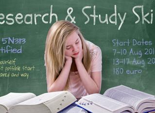 Research and Study Skills QQI 5N1113