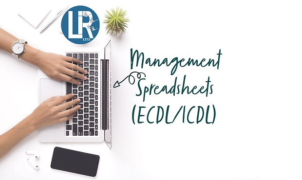 ICDL Management Spreadsheets.jpg