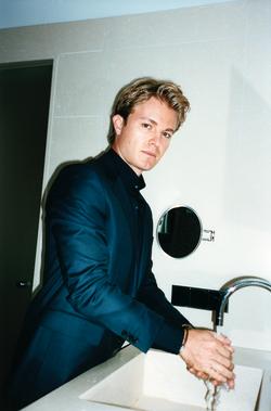 Nico Rosberg (GQ 2015)