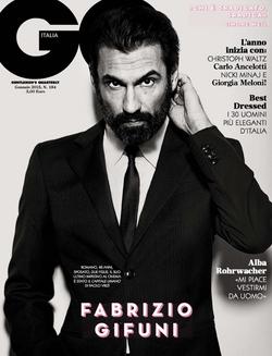Fabrizio Gifuni (GQ January 2015)