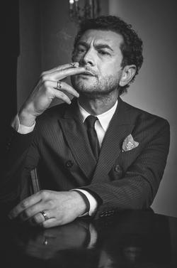 Vinicio Marchioni (GQ March 2016)