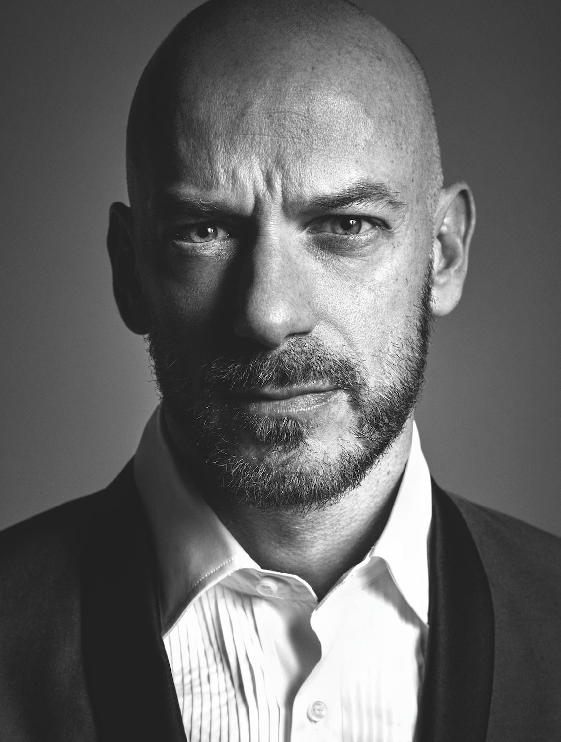 Filippo Nigro (GQ March 2016)