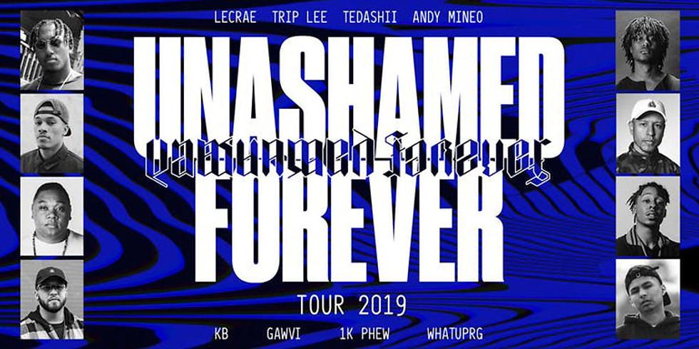 Unashamed Concert (1)