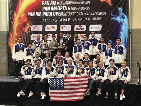 Pan Am Senior Poomsae Championships