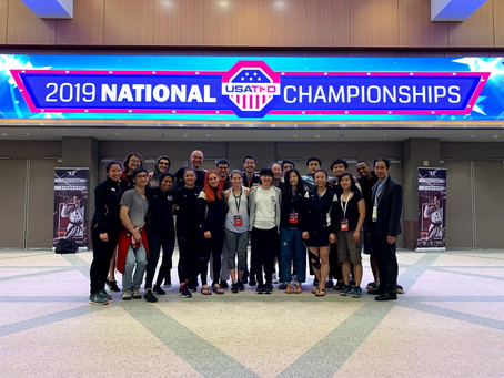 2019 National Championships