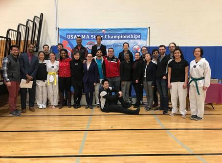 Mass State Championships - Adult Program Results