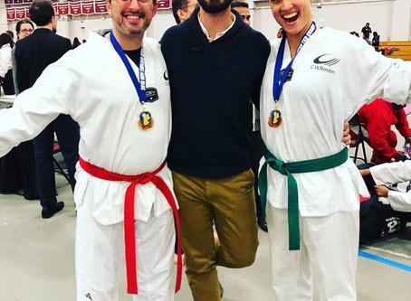 New England Taekwondo Championships