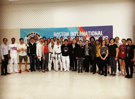 Boston International Taekwondo Tournament