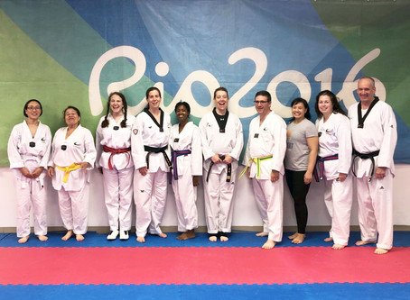 Taekwondo For Life!