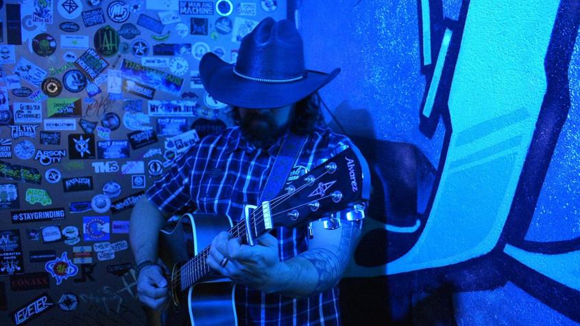 Alverez Guitar