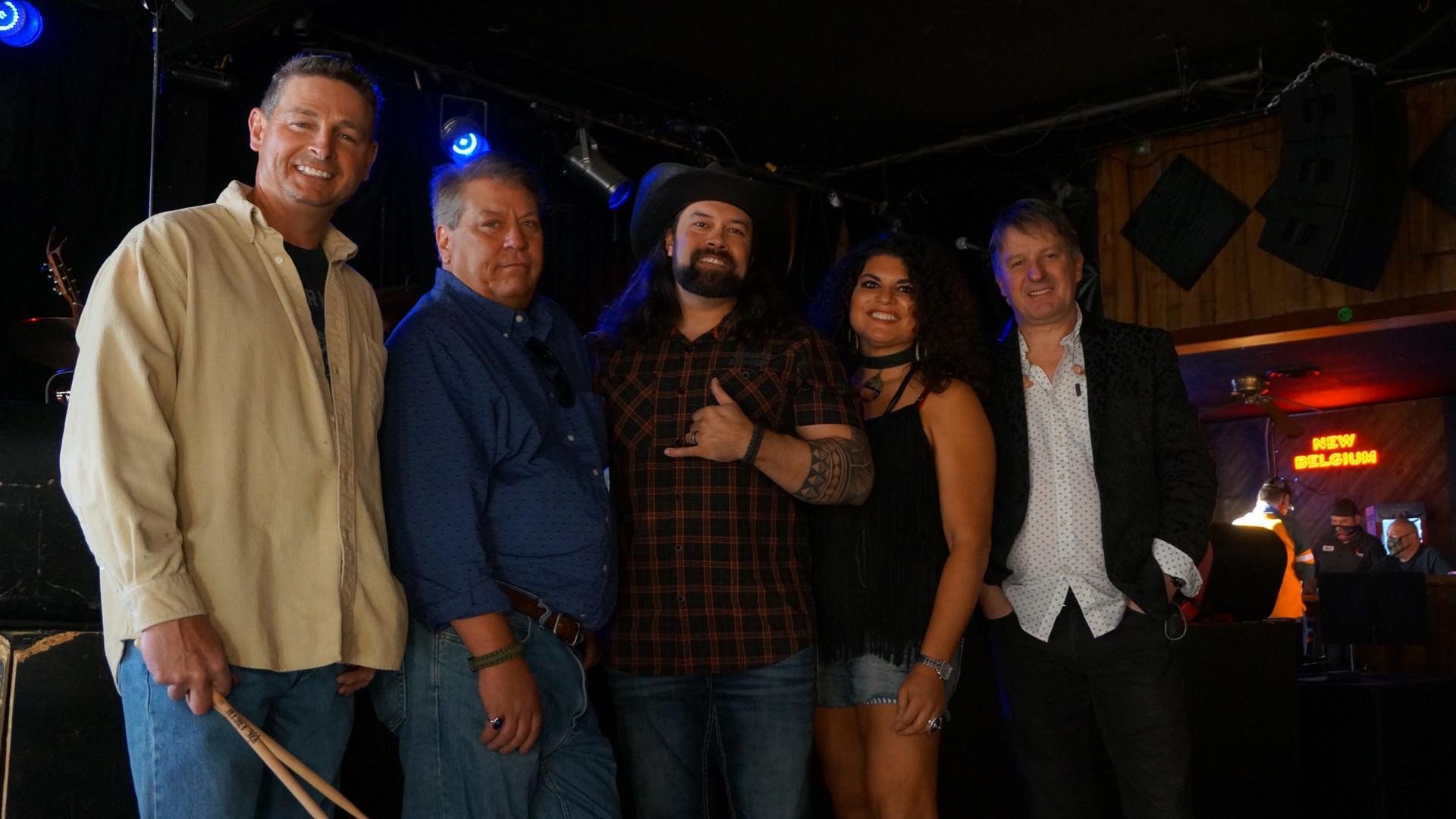 Lo Becker Band