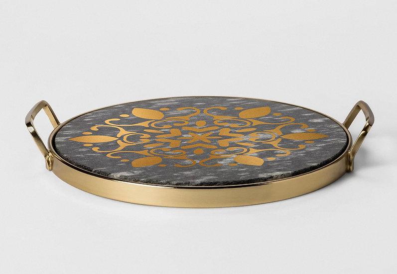 Sablon pereti Mandala Lexy  30x30 cm  (4005)
